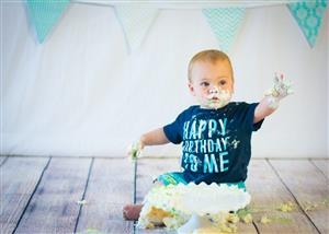 clark first birthday